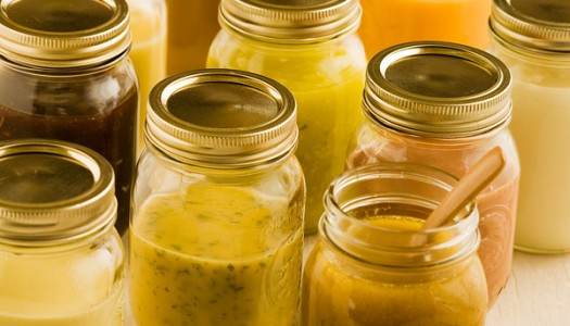 Ten Salad Dressings