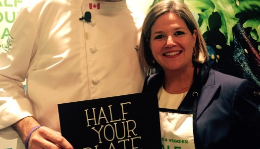 MPP Andrea Horwath's Famous Broccoli Nutmeg Soup