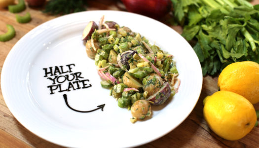 Half Your Plate with Chef Michael Smith: Celery Potato Salad