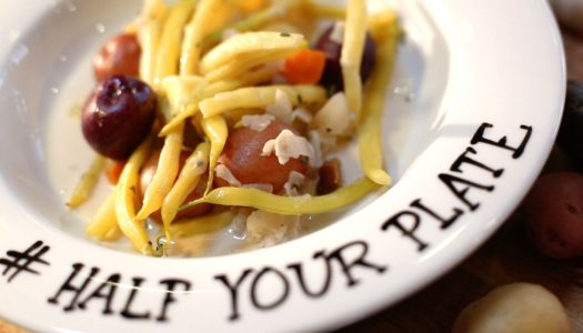 Half Your Plate: Baby Potato Hodge Podge