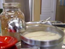 Homemade Brown Sugar Ice Cream