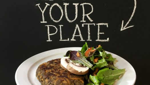Vegetarian Mushroom Steak
